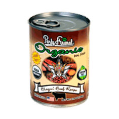 Party Animal Organic Blazin Beef Cans