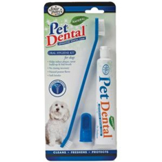 Pet Dental Natural Care Kit for Dog