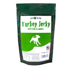 Pet Kelp Turkey Jerky