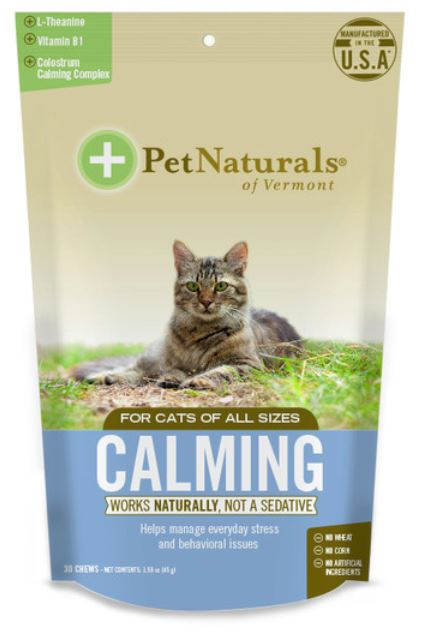 Pet Naturals of Vermont Calming For Cats