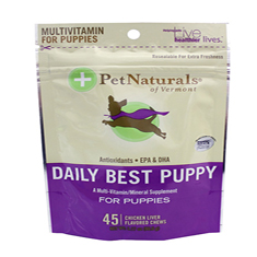 Pet Naturals of Vermont Daily Best Puppy
