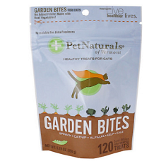 Pet Naturals of Vermont Garden Bites Cat Treats