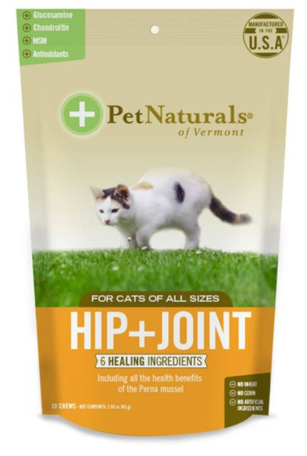 Pet Naturals of Vermont Hip and Joint for Cats