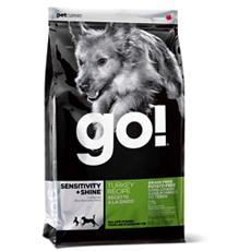Petcurean GO Sensitivity and Shine Grain Free Turkey Dry Dog Food