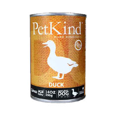 Petkind Thats It Duck Canned Dog Food