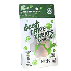 Petkind Green Beef Tripe Treats