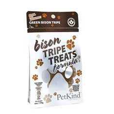 Petkind Green Bison Tripe Treats