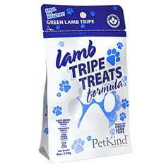 Petkind Green Lamb Tripe Treats