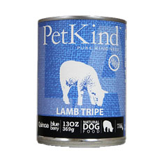 Petkind Thats It Lamb Tripe Canned Dog Food