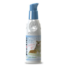 PetZLife Oral Care Salmon Gel