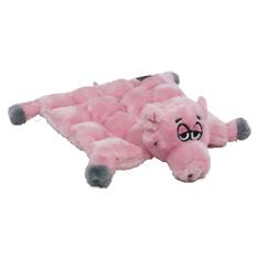 Pig Squeaker Mat Dog Toy