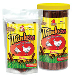 Plato Pet Treats Thinkers Chicken