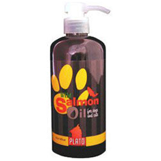 Plato Pet Wild Alaskan Salmon Oil