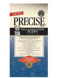 Precise Canine Small and Medium Breed Puppy Formula