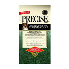 Precise Chicken Meal Rice Foundation Formula