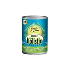 Precise Holistic Grain Free Chicken and Vegetable Dog Cans