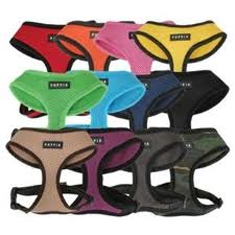 Puppia Soft Harness AC30