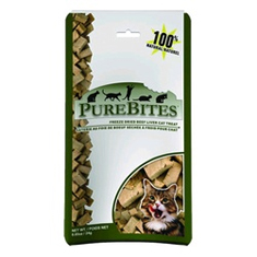 PureBites Beef Liver Cat Treats