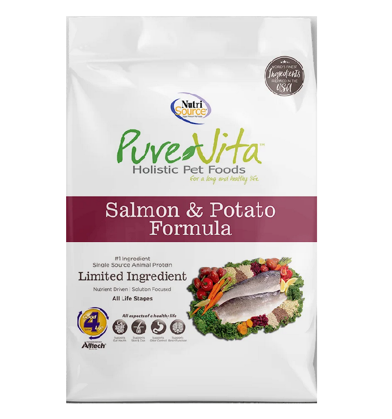 Pure Vita Salmon and Potato