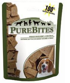 PureBites Freeze Dried Beef Liver