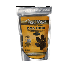 Real Meat Air Dried Chicken Dog Food