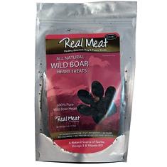 Real Meat Wild Boar Heart