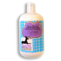 SheaPet Shea Butter Conditioner with Allantoin