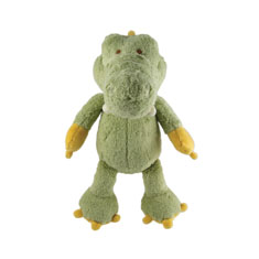 Simply Fido Gary Alligator Organic Dog Toy