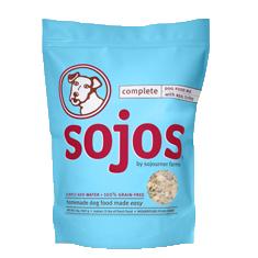 Sojos Complete Dog Food Mix Turkey