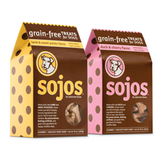 Sojos Grain Free Treats