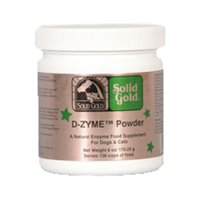 Solid Gold D Zyme Powder