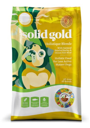 Solid Gold Holistique Blendz Dry Dog Food