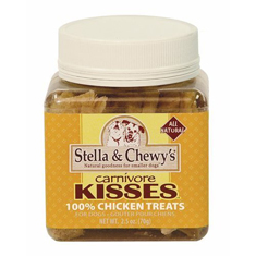 Stella and Chewys Carnivore Kisses Chicken