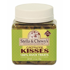Stella and Chewys Carnivore Kisses Duck