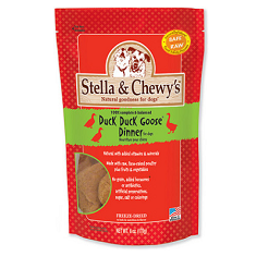 Stella and Chewys Freeze Dried Duck Duck Goose Dinner