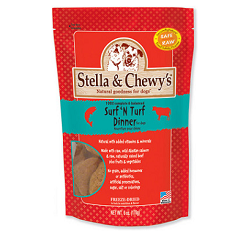Stella and Chewys Freeze Dried Surf and Turf Dinner