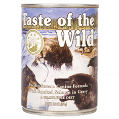 Taste of the Wild Pacific Stream Can