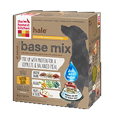 The Honest Kitchen Hale Dog Food