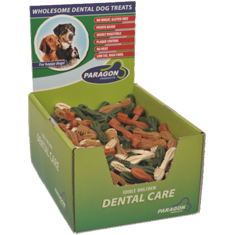 Paragon Toothbrush Dental Dog Treat