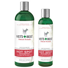 Vets Best Hot Spot Shampoo