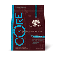 Wellness CORE Grain Free Ocean Formula Dry Dog Food