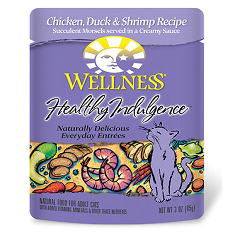 Wellness Healthy Indulgence Chicken Duck Shrimp