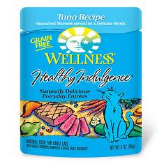 Wellness Healthy Indulgence Tuna Recipe