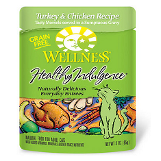 Wellness Healthy Indulgence Turkey and Chicken