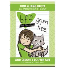 Weruva BFF Tuna and Lamb Luv Ya Pouch