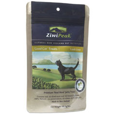 ZiwiPeak Lamb and Liver Cat Treat