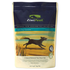 ZiwiPeak Venison and Fish Dog Cuisine